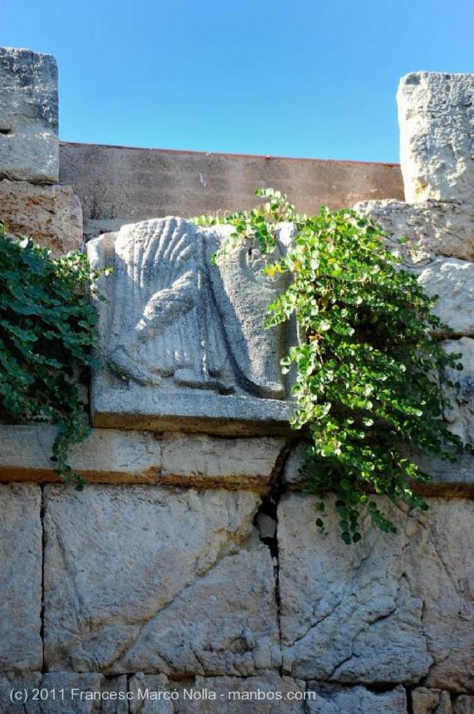 Tarragona Tarraco Romana - Muralla Tarragona