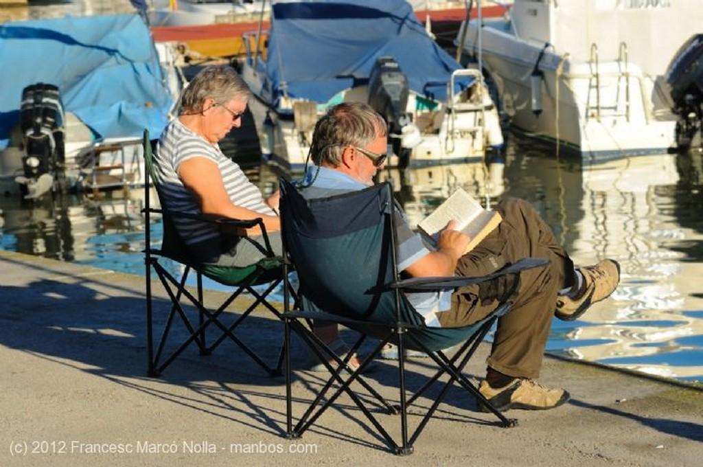 El Delta del Ebro Pescadores Puerto de L Ampolla Tarragona