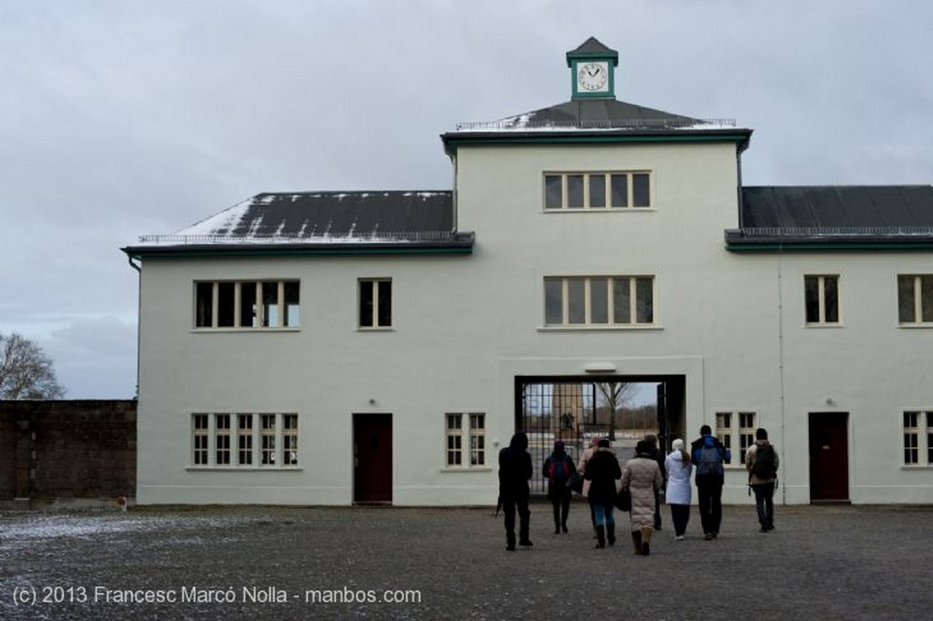 Oranienburg El Muro del Campo Berlin