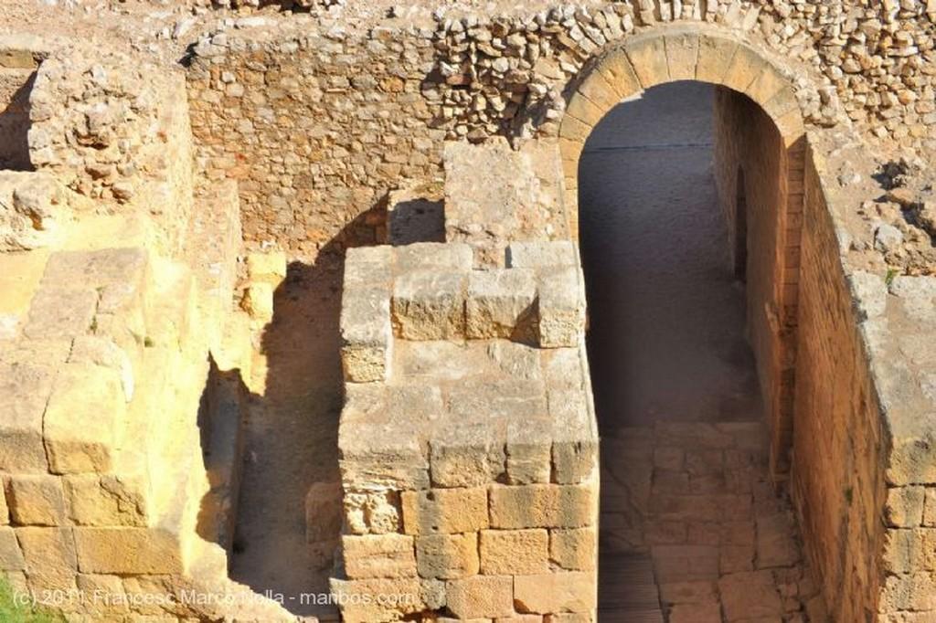 Tarragona Arena Anfiteatro Romano Tarragona