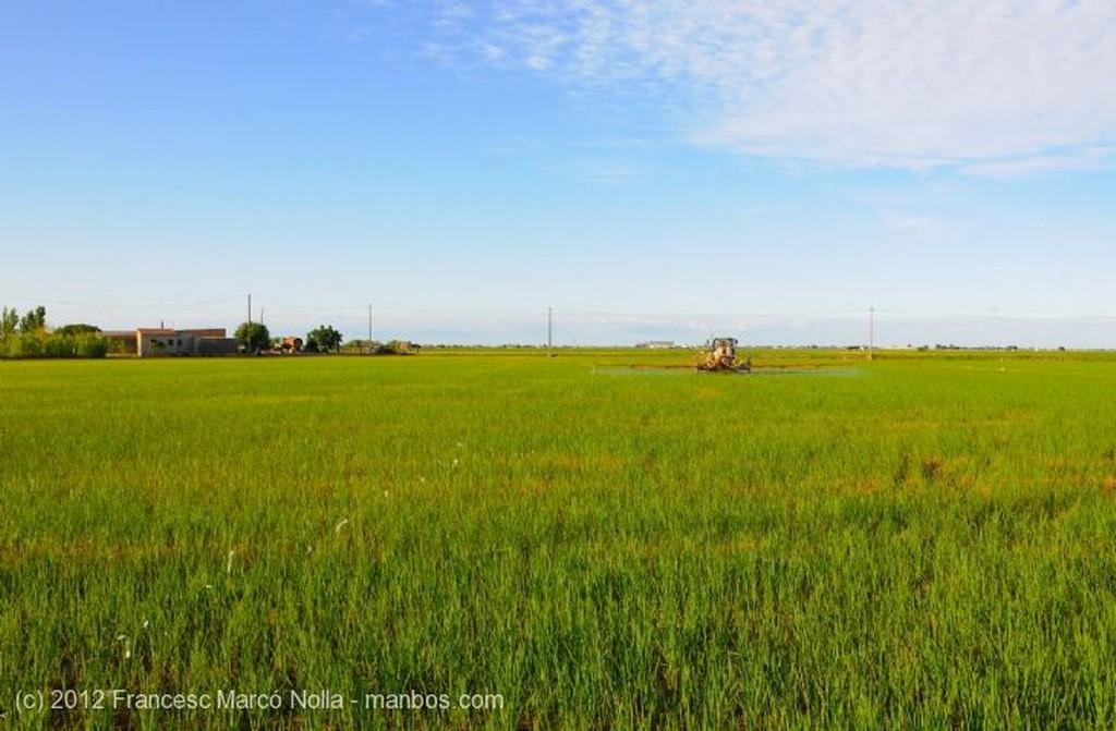 El Delta del Ebro Estacion Elevadora de Agua Tarragona