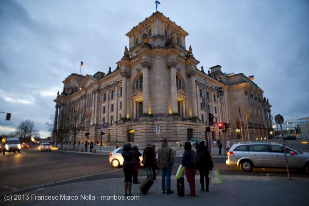 Berlin Puerta de Brandemburgo Berlin