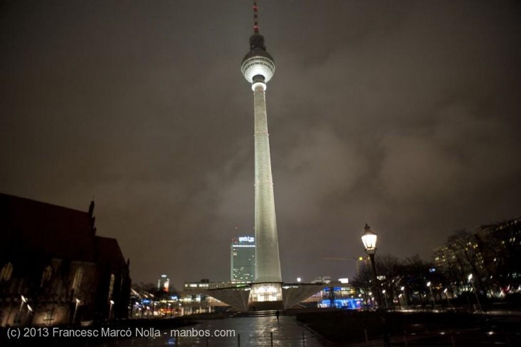 Berlin Marienkirche Berlin