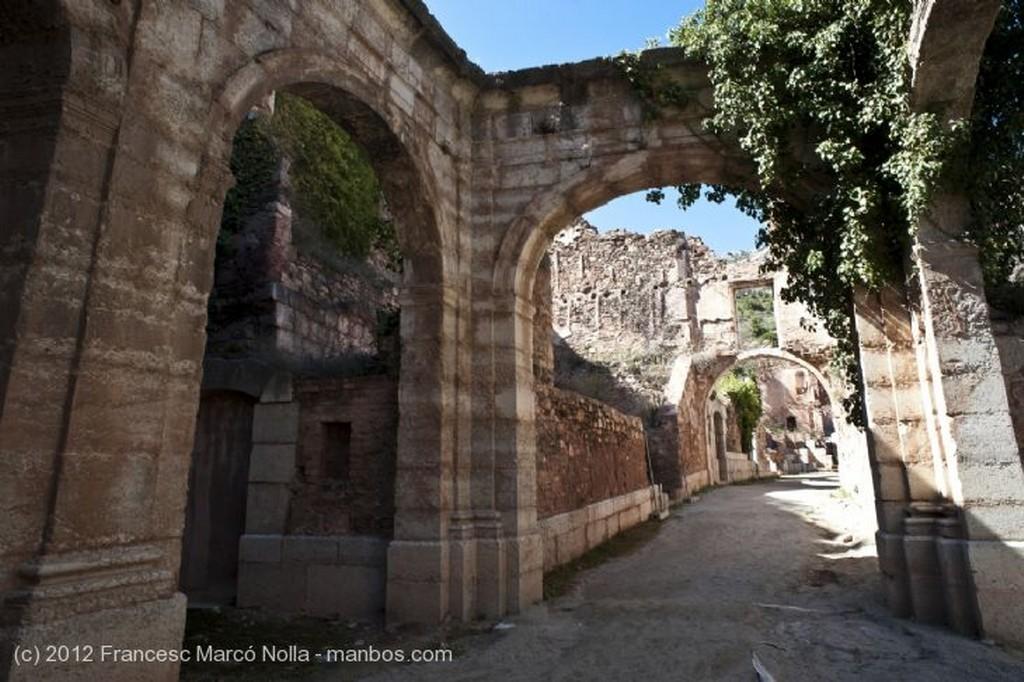 El Priorato Patio Ave Maria Tarragona