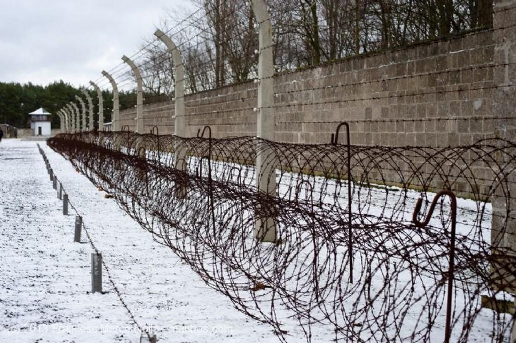 Oranienburg Alambrada Campo Concentracion Berlin