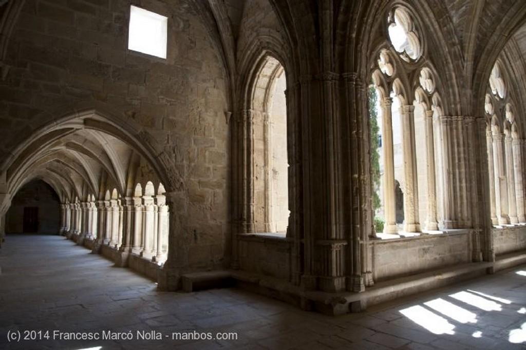 Vallbona de les Monges Serra del Tallat Lerida