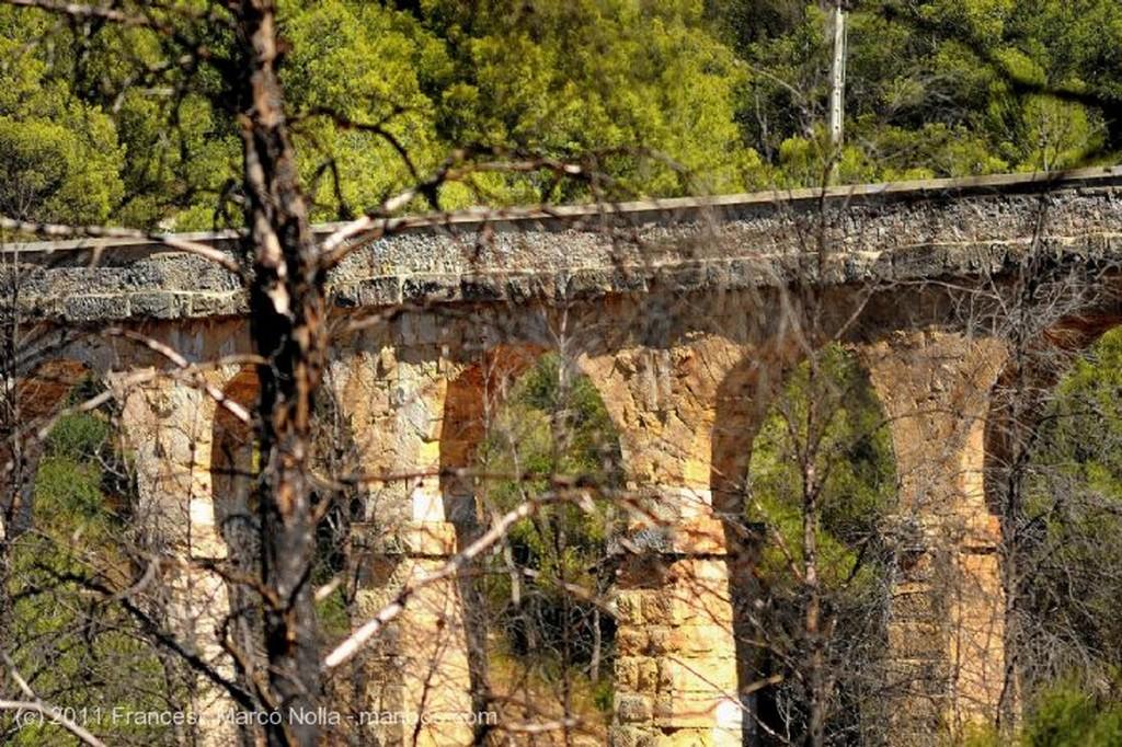 Tarragona Acueducto Romano - Puente del Diablo Tarragona