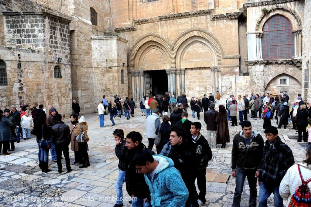 Jerusalen La Basilica Judea