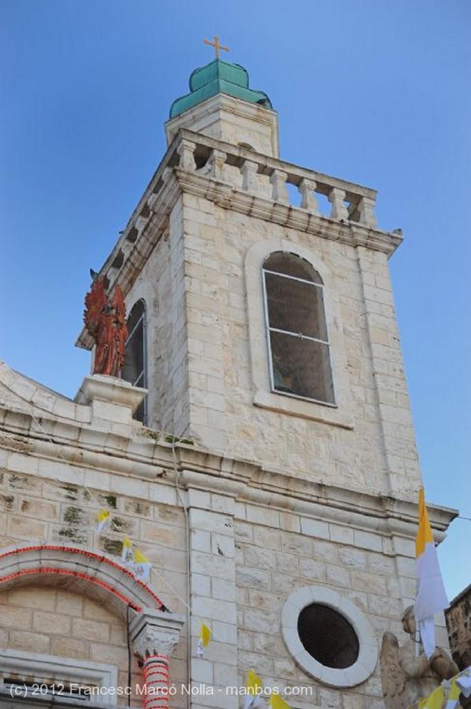 Jerusalen Orando Judea