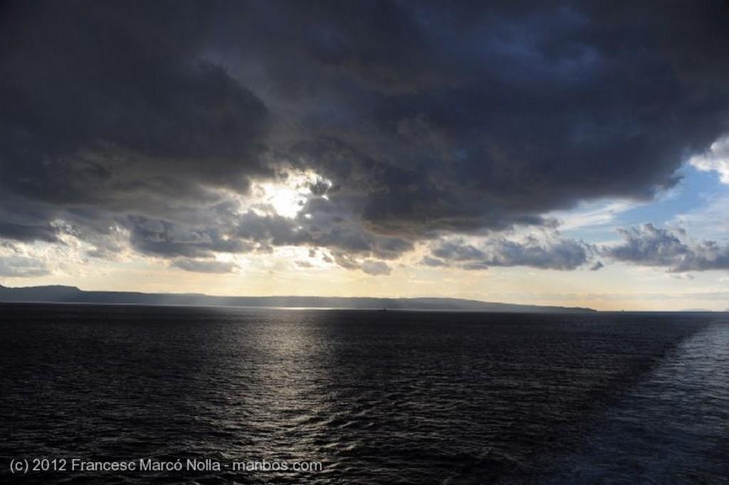 Islas Griegas Estrecho de Elafonisos Dodecaneso