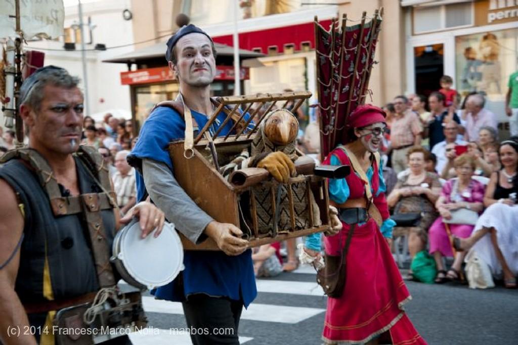 Tortosa Fiesta del Renacimiento Tarragona
