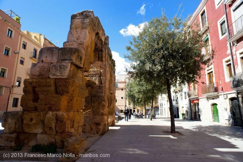 Tarragona El Casco Antiguo Tarragona