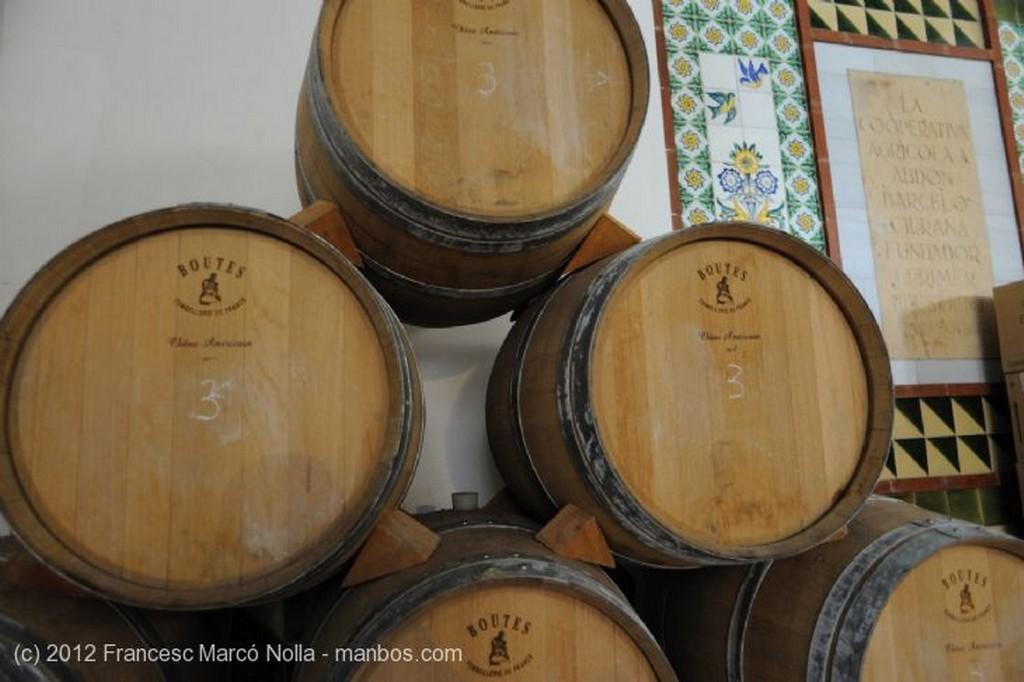 El Priorato El vino en reposo Tarragona