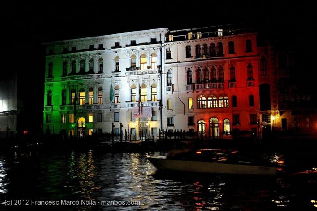 Venecia Basilica La Salute El Veneto