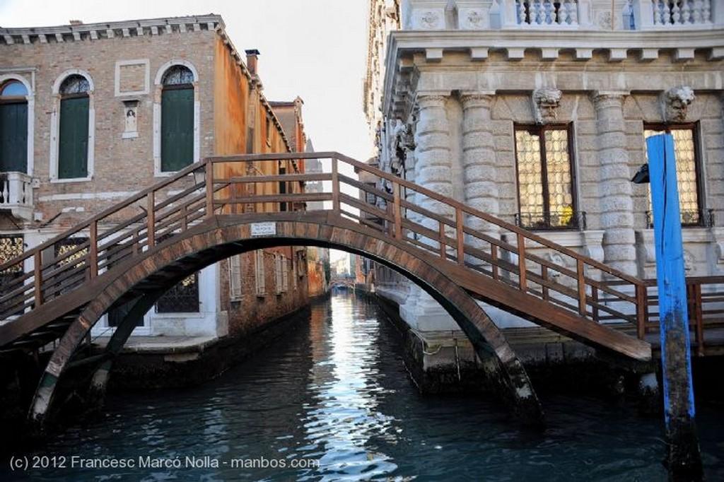Venecia Puente Rialto El Veneto