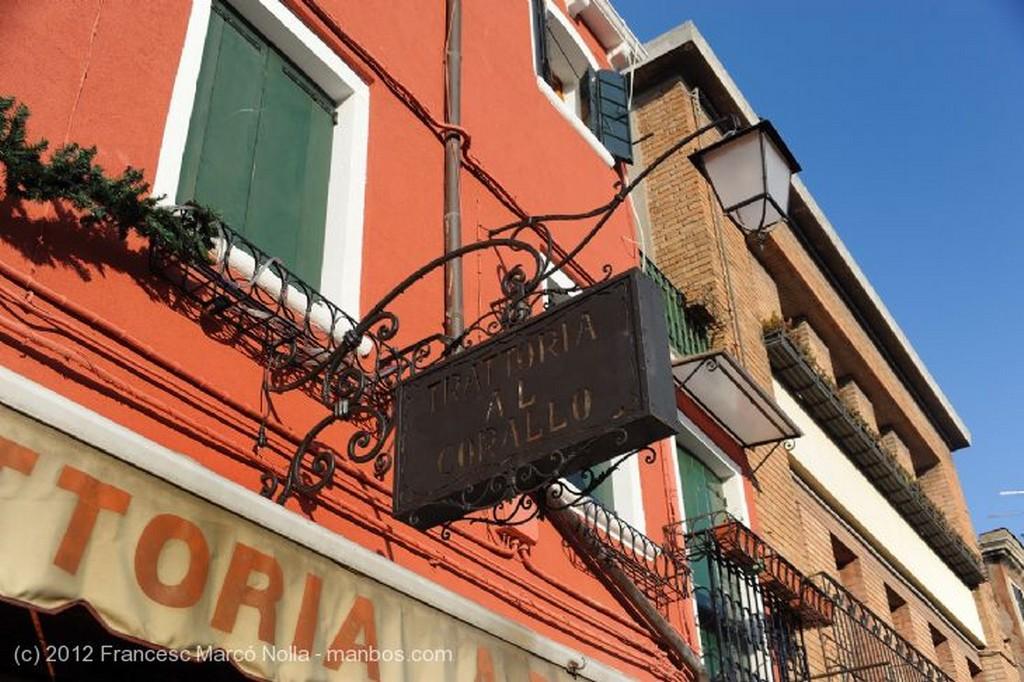 Murano Antiguo Palacio en el Canal Venecia