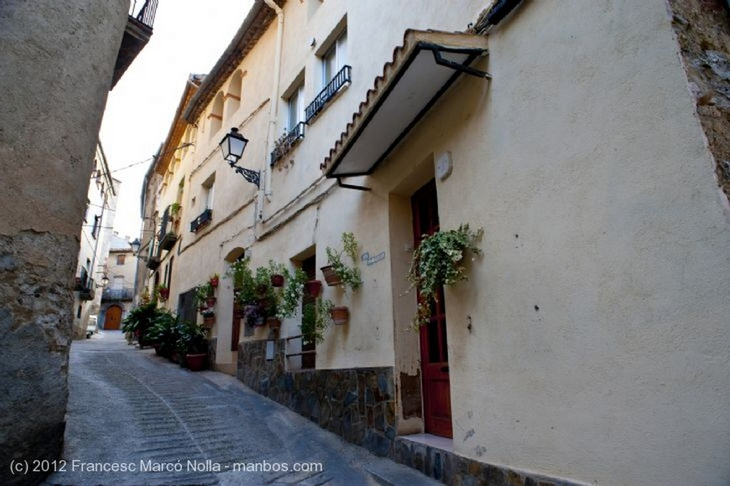 El Priorato Rio Cortiella Tarragona