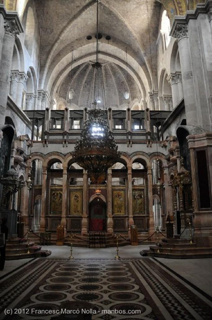 Jerusalen Entrada al Sepulcro Judea