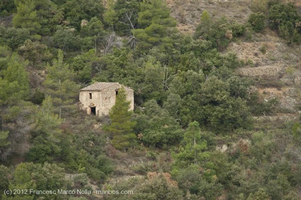 El Priorato Antigua Masia Restaurada Tarragona