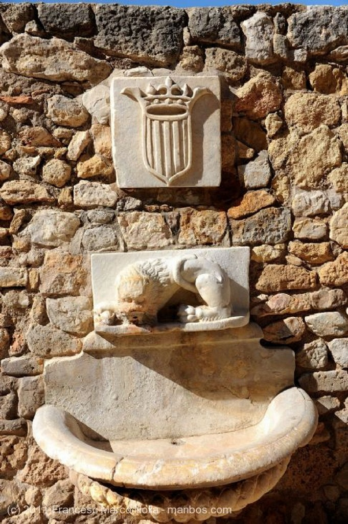 Tarragona Tarraco Romana - Murallas Tarragona