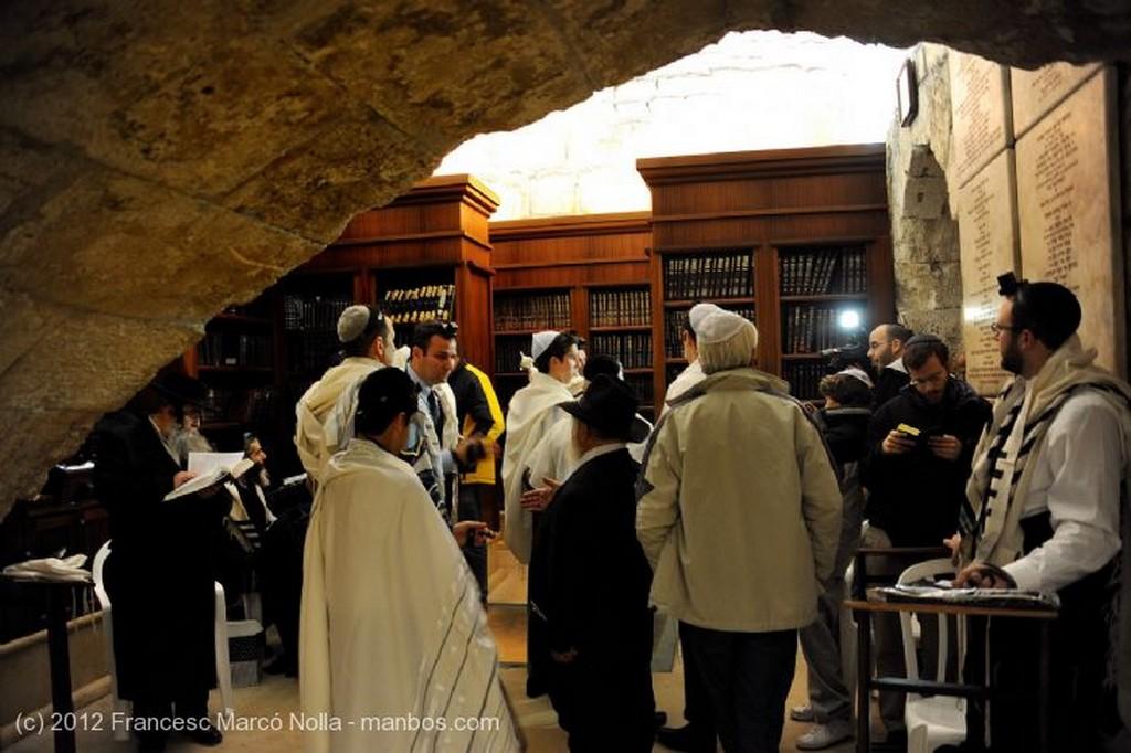 Jerusalen Guardando La Torah Judea