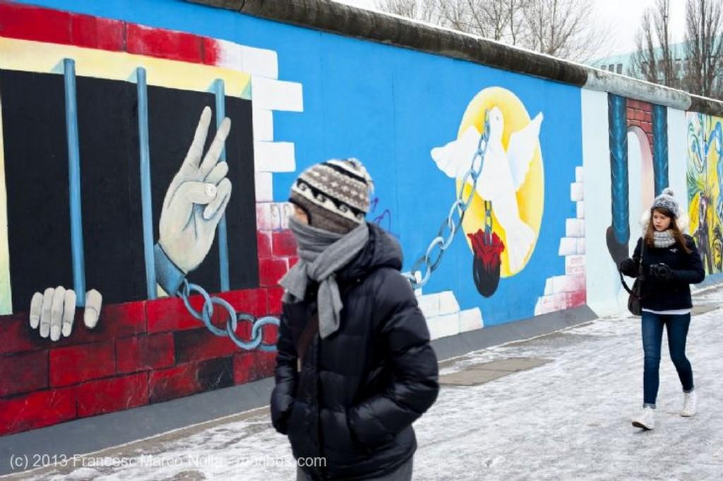 Berlin East Side Galery Berlin