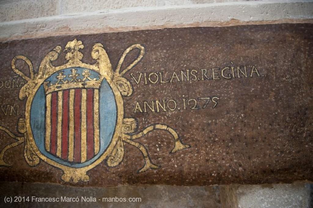 Vallbona de les Monges Monasterio Vallbona de les Monges Lerida