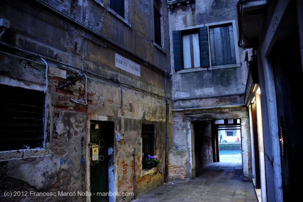 Venecia El Gheto Judio El Veneto
