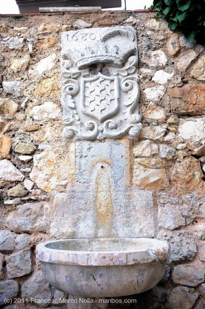Tarragona Muralla Tarraco Romana Tarragona