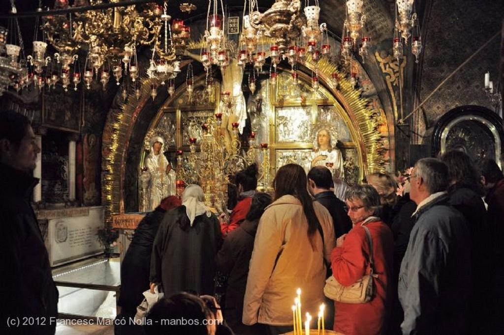 Jerusalen Esplanada de la Basilica Judea