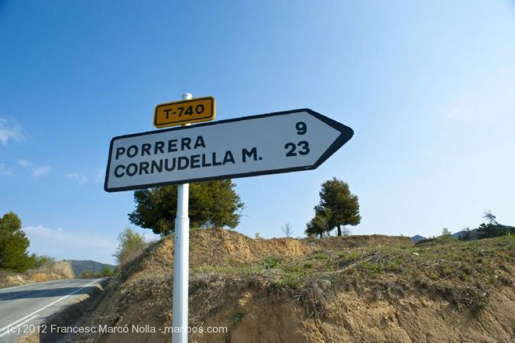 El Priorato Desfiladero Rio Siurana Tarragona