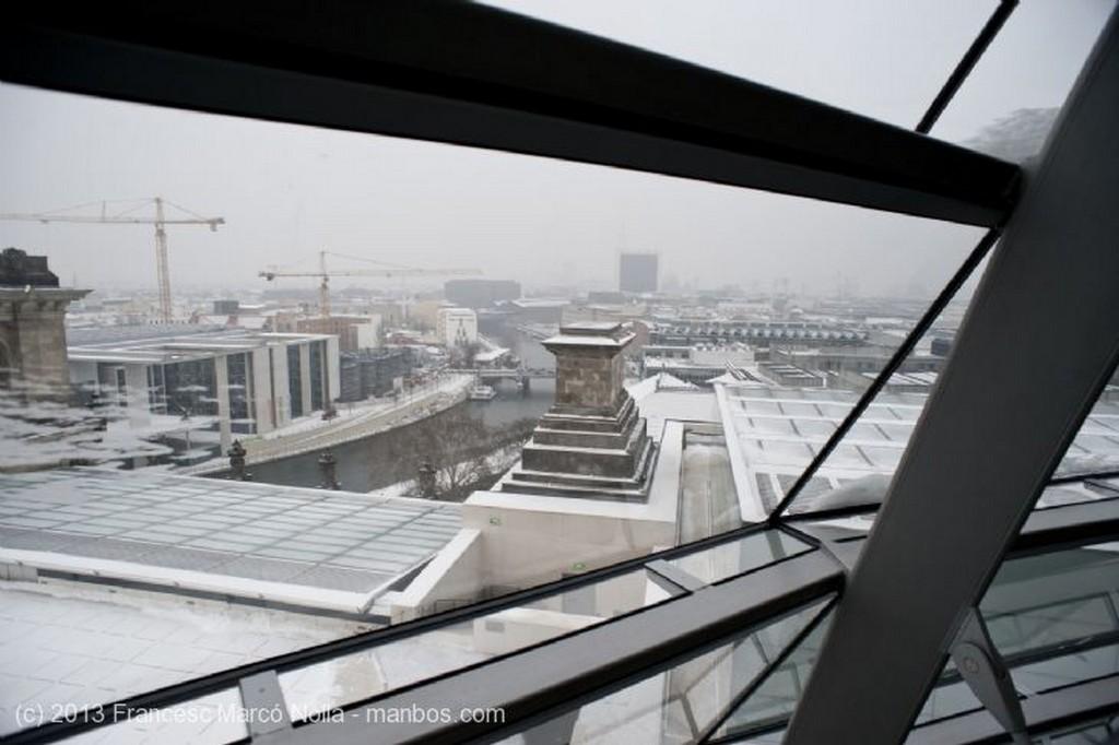 Berlin Interior de la Cupula Berlin