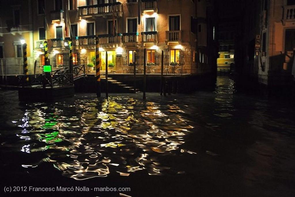 Venecia El Gran Canal El Veneto