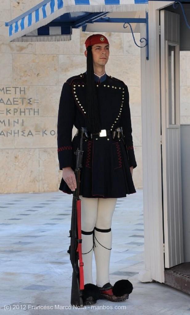 Atenas Las Primeras Luces Atica