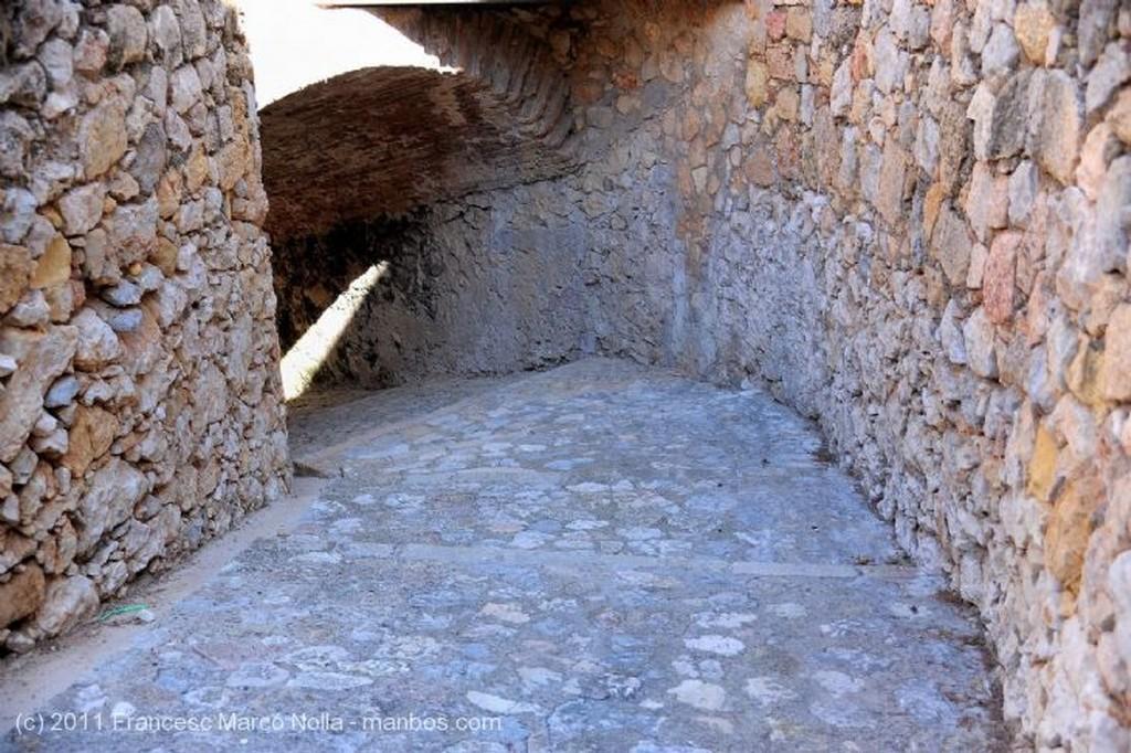 Tarragona Antigua Fuente Romana Tarragona