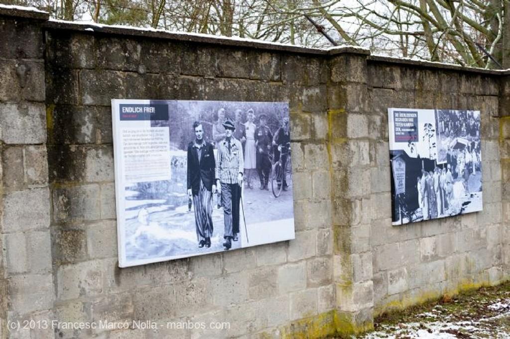 Oranienburg Campo Concentracion Sachsenhausen Berlin