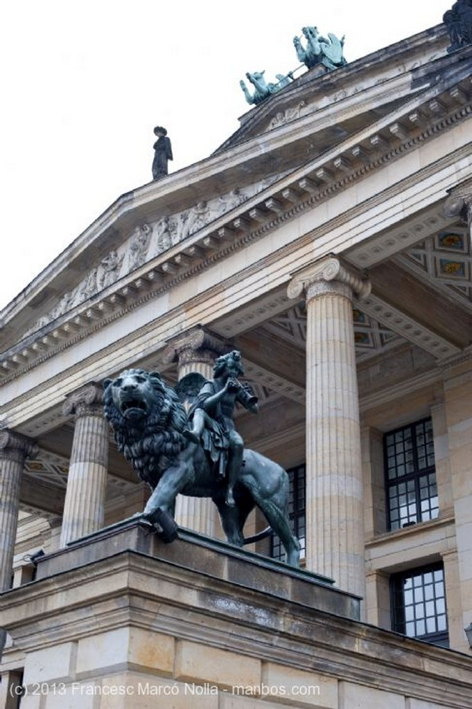 Berlin Iglesia Francesa Berlin