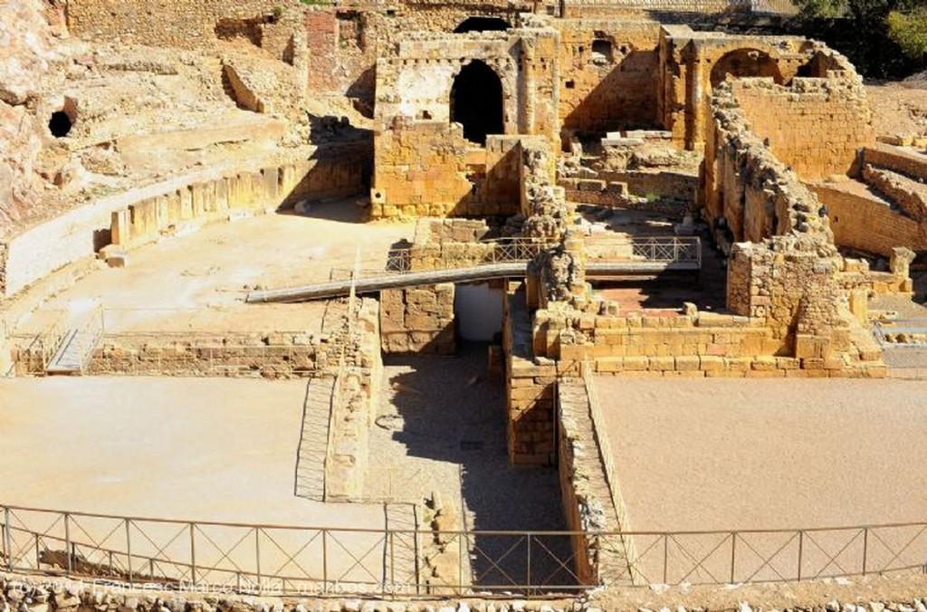 Tarragona Columna Romana Tarragona