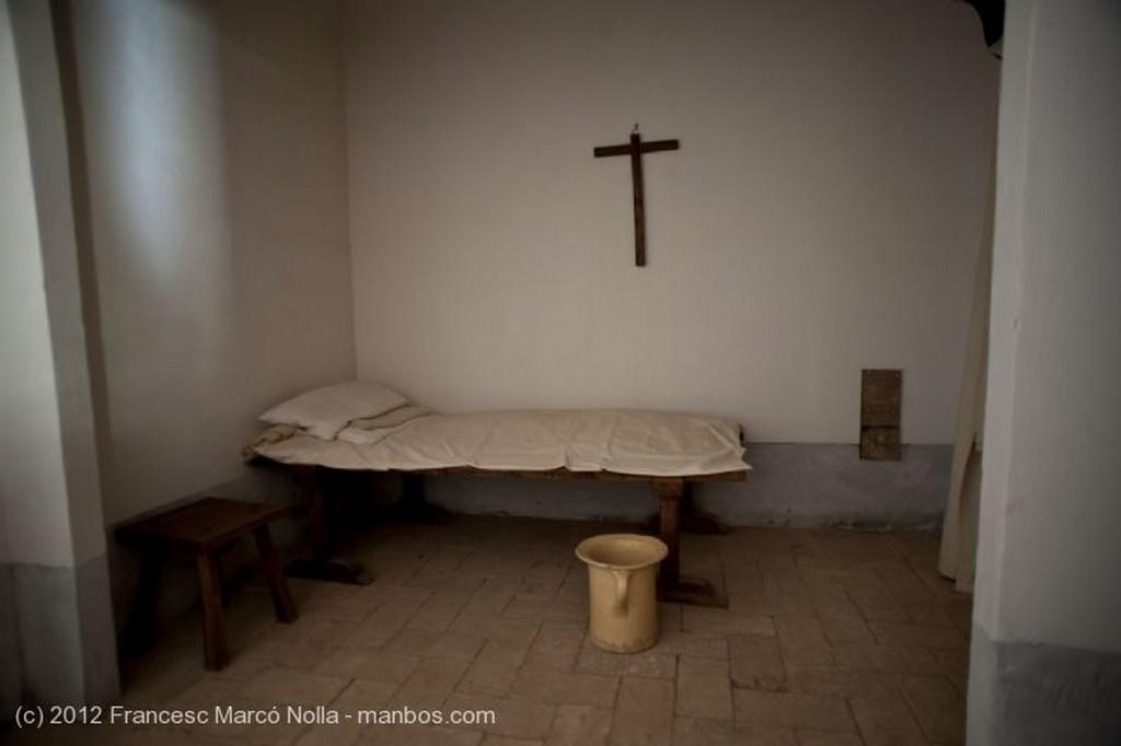El Priorato Celdas de los Monjes Tarragona