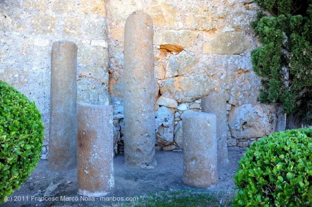 Tarragona Acueducto Romano Tarragona
