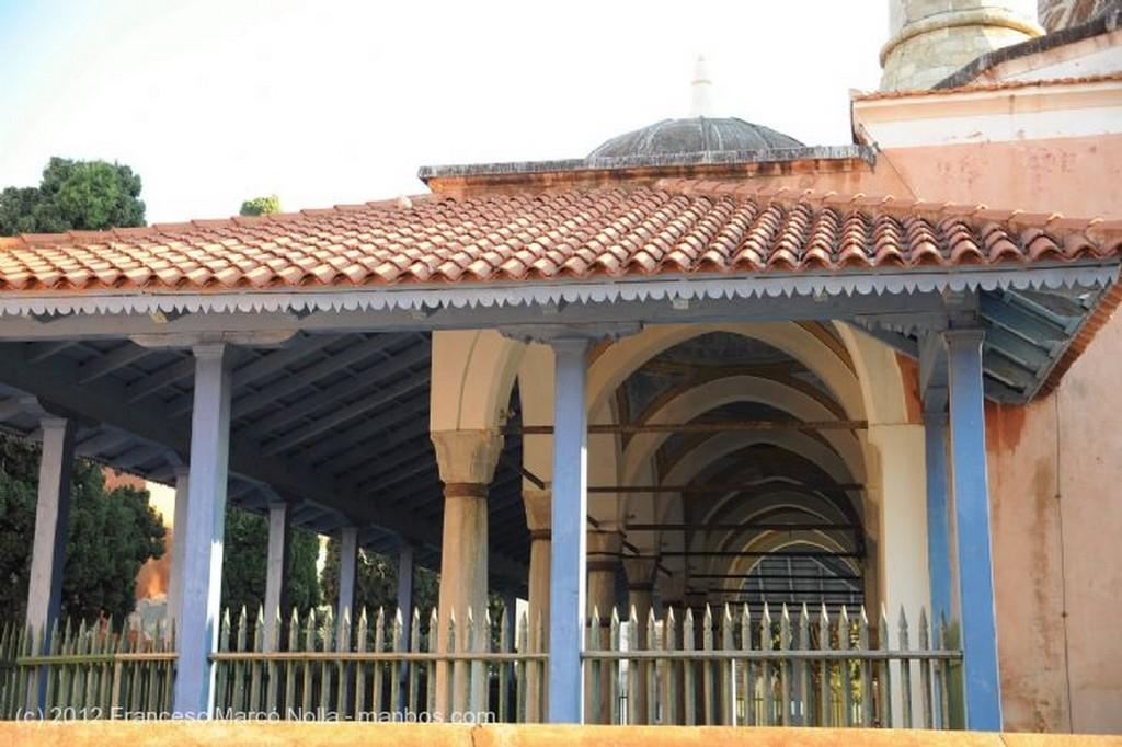 Isla de Rodas Mezquita Suleiman el Magnifico Rodas