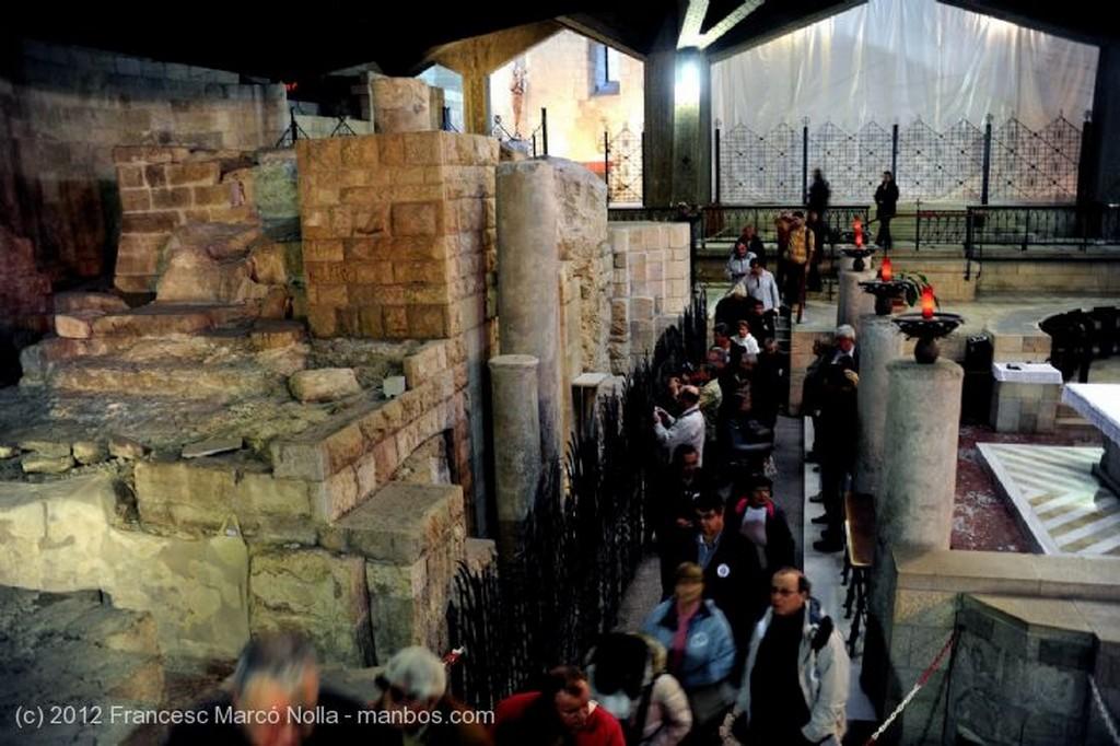 Nazaret Puerta De La Iglesia Galilea