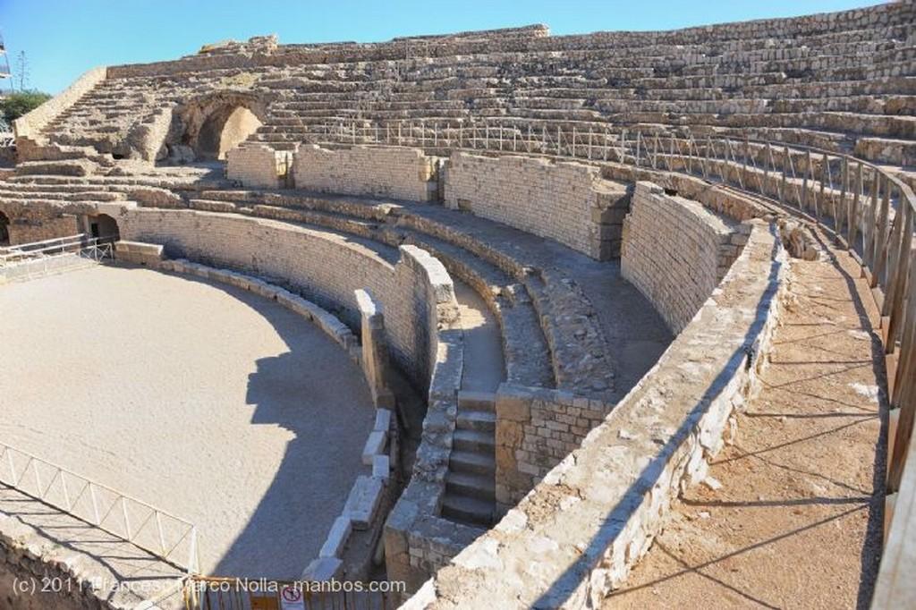 Tarragona Tarraco Romana - Anfiteatro Tarragona