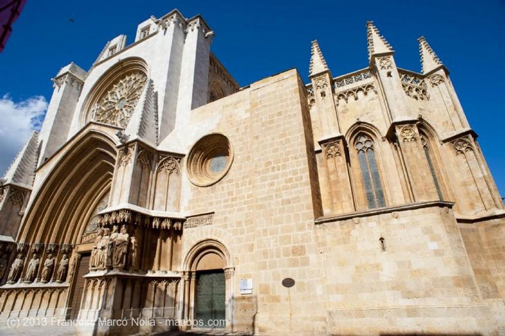 Tarragona Tarraco Patrimonio Mundial Tarragona