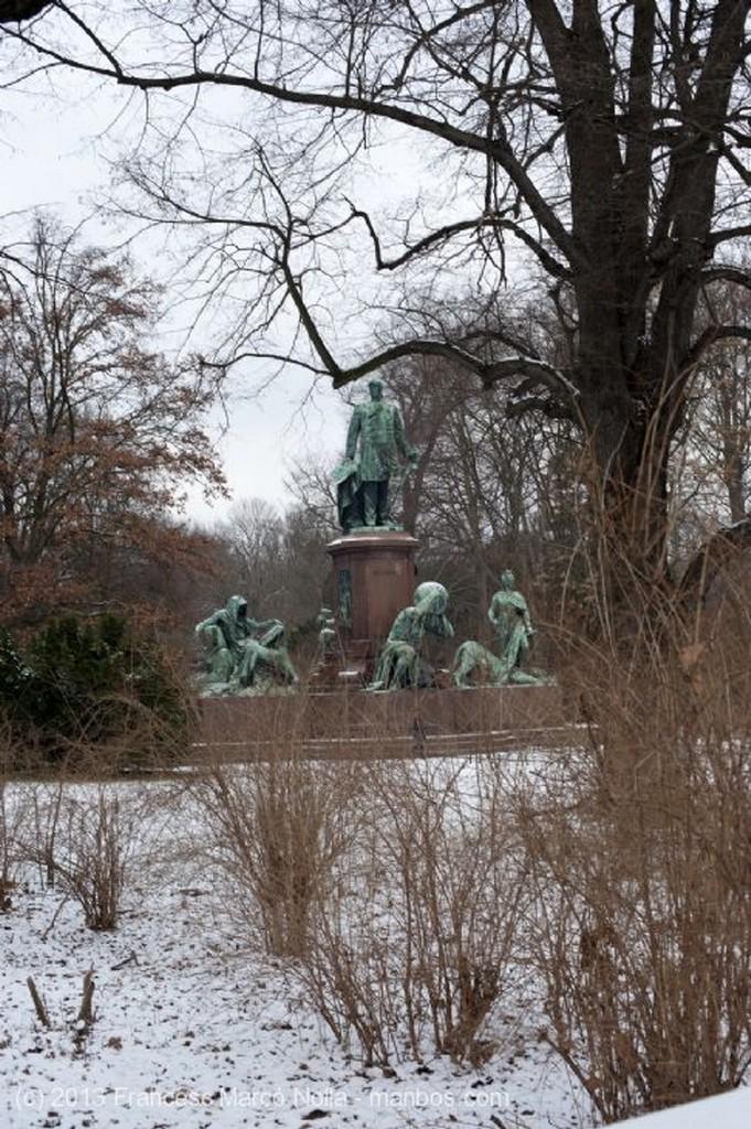 Berlin Tiergarten Nevado Berlin