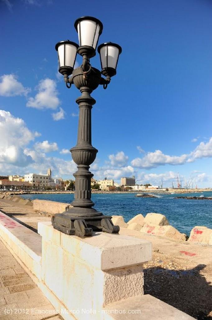 Bari Barcas de Remos Apulia