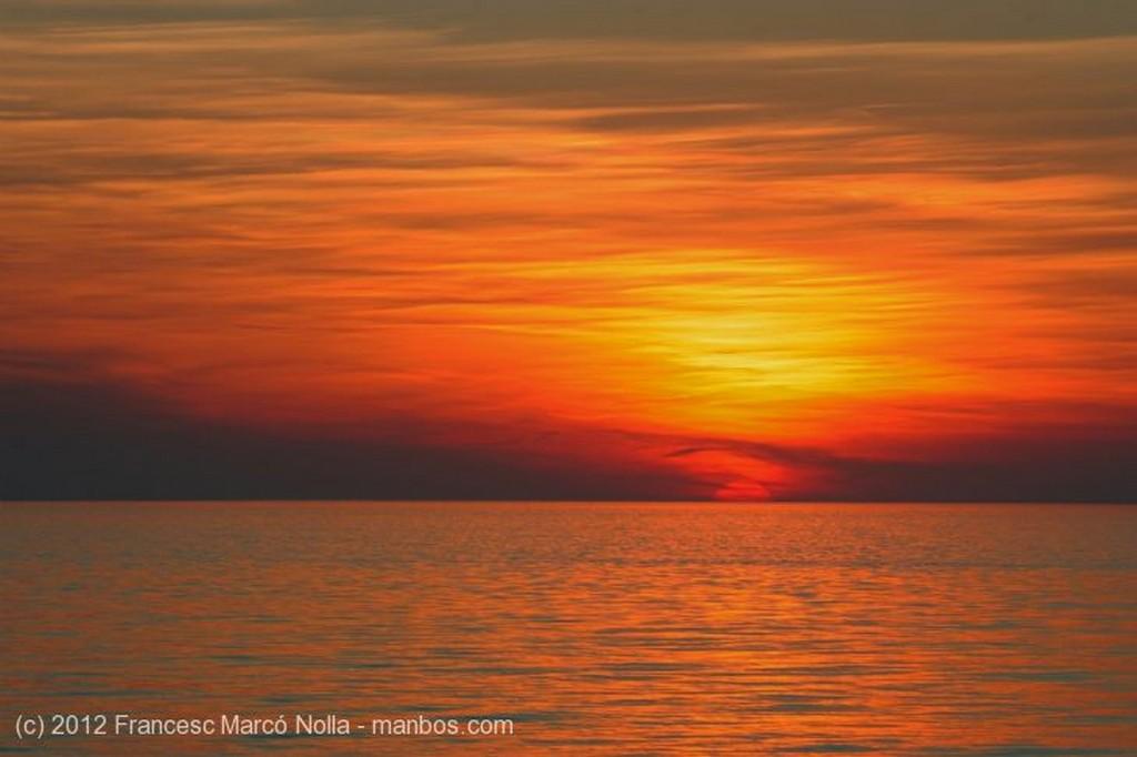 El Delta del Ebro Las Primeras Luces del Dia en el Delta Tarragona