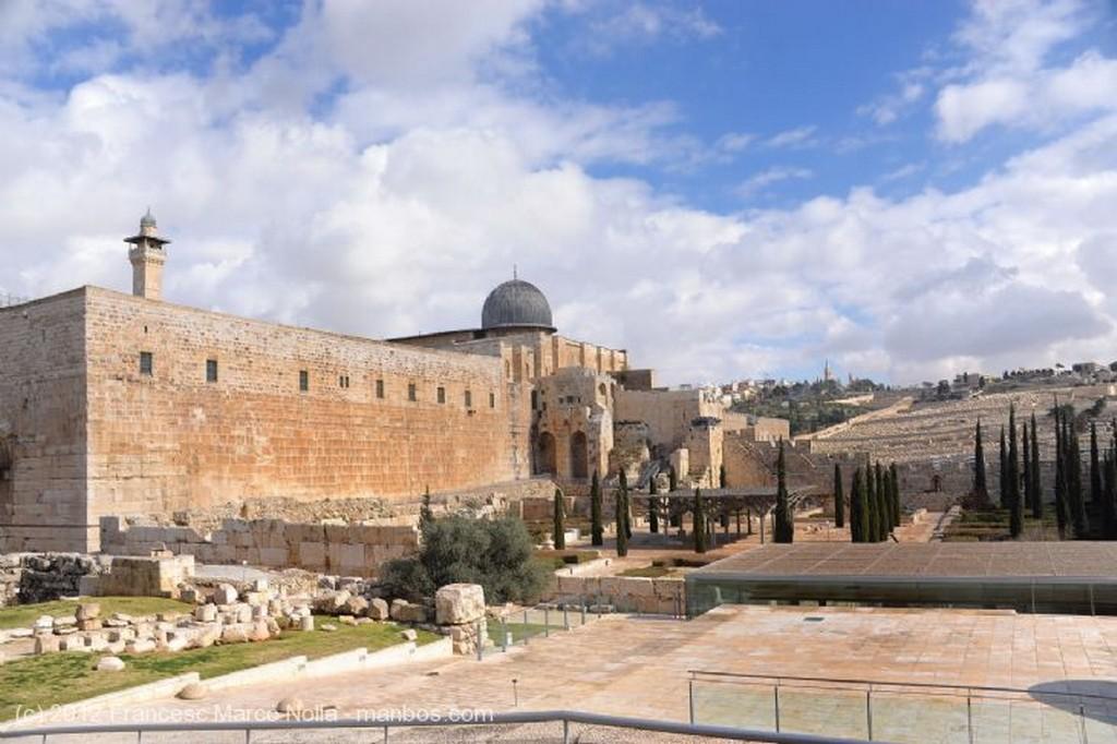 Jerusalen La Ciudad Santa Judea