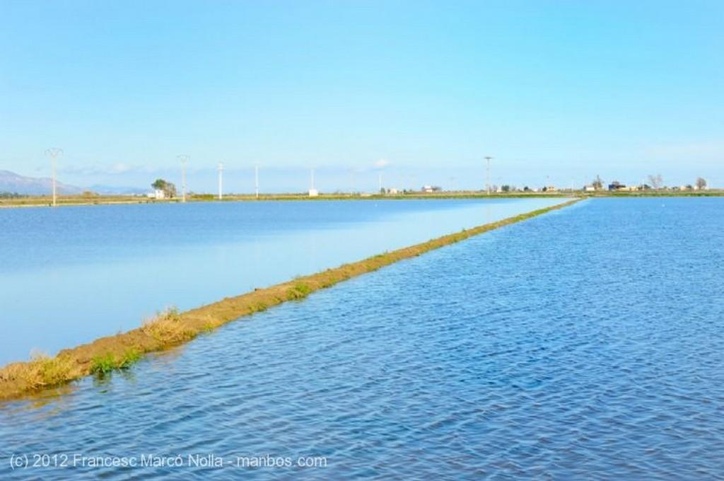 El Delta del Ebro Las Masias del Delta del Ebro Tarragona