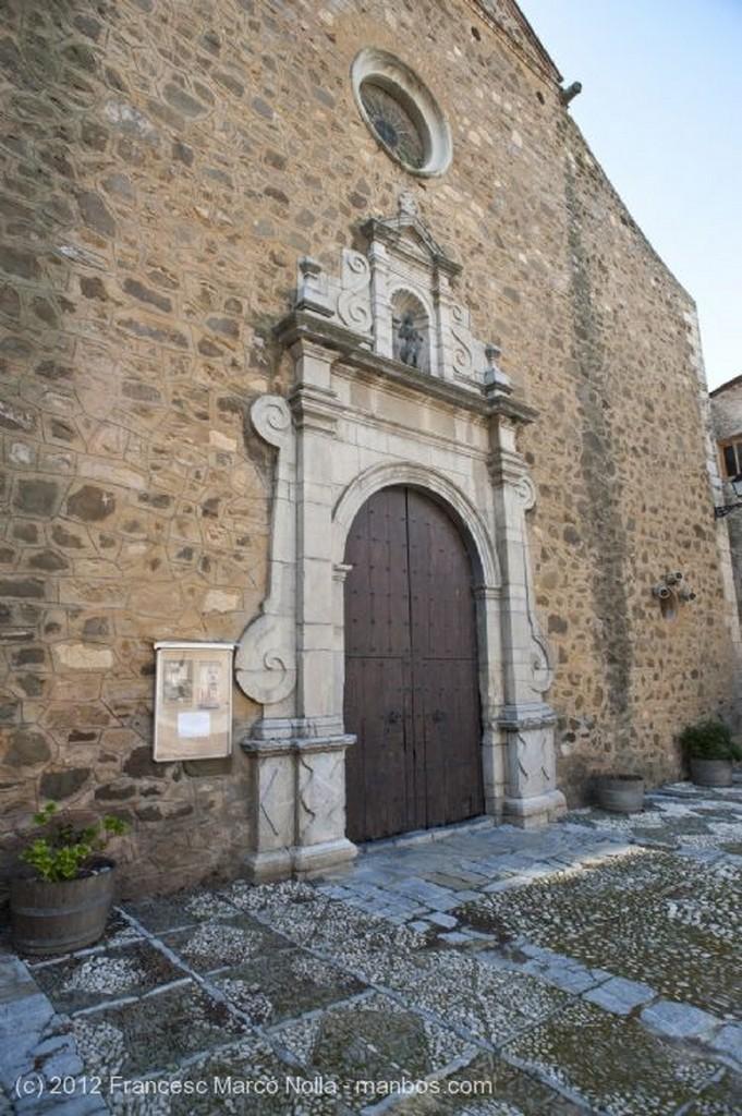 El Priorato Tipica Calle del Pueblo Tarragona